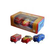 SHAN Collectible Tin Toy - Mini Vehicles (AXNRT1833)