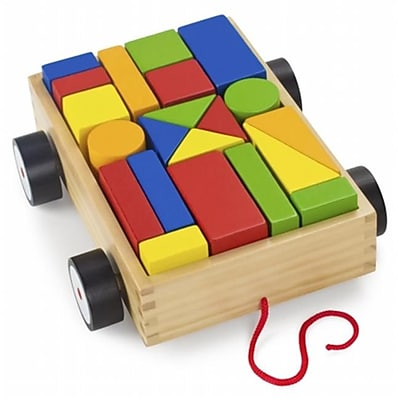 Brybelly Holdings Wooden Wonders Take-Along Building Block