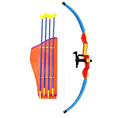 AZ Trading & Import Toy Archery Bow & Arrow Set with Quiver (AZ360) 24058884