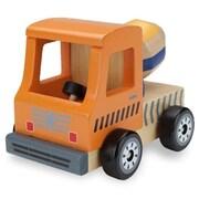 BrybellyHoldings Wooden Wheels Natural Beech Wood Cement Mixer (BRYBL3743)