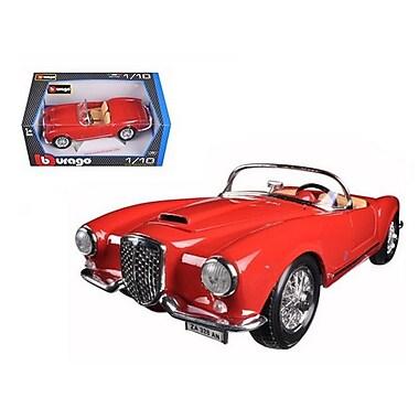 Bburago 1955 Lancia Aurelia B24 Spyder Red 1-18 Diecast Model Car (DTDP307)