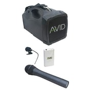 Avid Education Portable Amplifier - Very High Frequency, Wireless (AVID199)