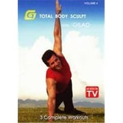 Bayview Entertainment TOTAL BODY SCULPT WITH GILAD, VOLUME 4 (BYE1823)