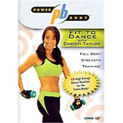 Bayview Entertainment POWER BODY: FIT TO DANCE CARDIO WORKOUT WITH CHRISTI TAYLOR (BYE1855)