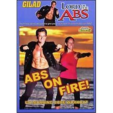 Bayview Entertainment GILAD: LORD OF THE ABS - ABS ON FIRE (BYE1839)