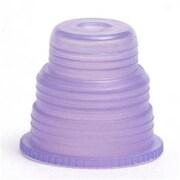 Bio Plas Hexa-Flex Safety Caps for 10mm, 12mm, 13mm, 16mm, 18mm Tube 500 pk - Lavender (BIPS229)