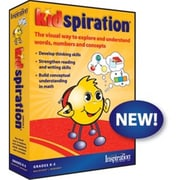 Inspiration Software Kidspiration 3.0 Single Box CD (DGC11651)