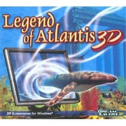 Dream Saver 3D 91121 Legend of Atlantis 3D (XS91121)