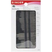 Merchandise Singer Needles Hand Assorted, 45 Count (MCDS22762)