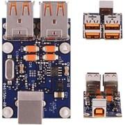 B Plus B Smartworx 4 Port USB Hub, Oem Module (SYBA8739)