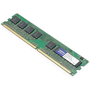 Add-On-Computer Peripherals Crucial CT116529 Compatible 1GB DDR2-800MHz Unbuffered Dual Rank 1.8V 240-Pin CL5 UDIMM (SYBA6378)