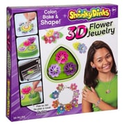 Alex Brands Shrinky Dinks 3D Flower Jewelry (ALXB186)