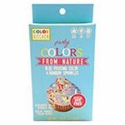 Color Kitchen Food Coloring Plus Natural Sprinkle Kits, Blue (FNTR14390)