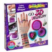 Alex Brands Shrinky Dinks Bake & Shape 3D Jewelry (ALXB183)