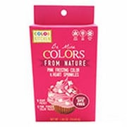Color Kitchen Food Coloring Plus Natural Sprinkle Be Mine Kits (FNTR14395)