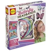 Alex Brands DIY Wear Layer & Sparkle Butterfly Headbands (ALXB192)