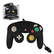 TTX Tech Gamecube Controller for Wii Wired, Black (INNX038)