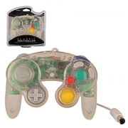 TTX Tech Gamecube Controller for Wii Wired, Clear (INNX039)