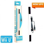 KMD Stylized Sensor Bar Wired Adapter for Wii & Wii U (INNX1677)