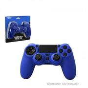 KMD PS4 Controller Silicone Grip Case, Blue (INNX602)