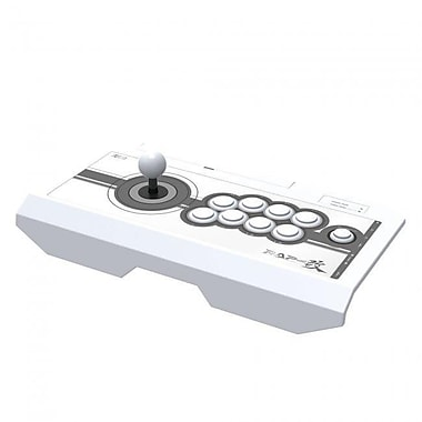 Hori PS4 Fight Stick Controller for Real Arcade Pro Kai White (INNX613)