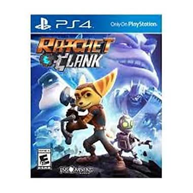 Sony PlayStation Ratchet & Clank PS4 Games (DAHD18403)