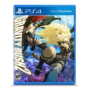 Sony PlayStation Gravity Rush 2 PS4 Games (DAHD18407)