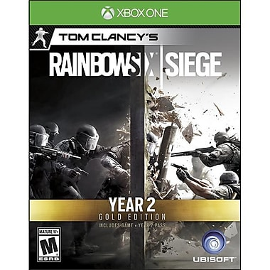 Ubi Soft Entertainment Tom Clancys Rainbow Six Siege Year 2 Gold Edition (SYBA9075)