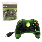 TTX Tech Xbox Wired S Controller, Clear Green (INNX1707)