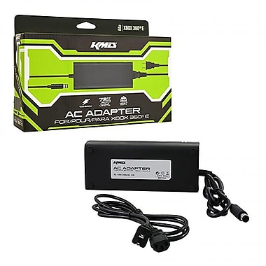 KMD AC Adapter for Xbox 360 E (INNX1776)