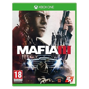 Take-Two Interactive Software Mafia III for XBox One, Video Game (SYBA4437)