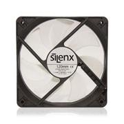 SilenX 120 mm. 15DBA Thermistor Fluid Dynamic Bearing Fan (SLNX021)