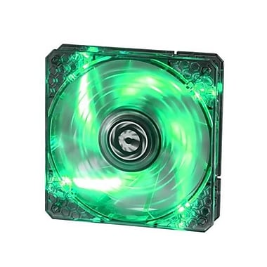 BitFenix Spectre Pro 120 mm Green LED Case Fan (MBFAN-L1225G)