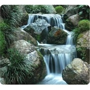 FELLOWES INC. RECYCLED OPTICAL MOUSEPAD - WATERFALL (SY2784842)