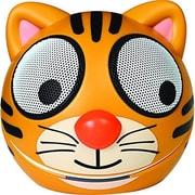 Zoo Tunes Compact Bluetooth Speaker Tiger (ZRSS3023)