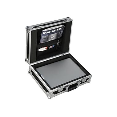 MARATHON PROFESSIONAL Case to Hold 1 x 17 in. Laptop Computer Plus Accessories (TBALL9437)