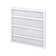 "Aerostar NOVA Pleat 20"" x 30"" x 1"" Pleated Air Filter, MERV 8, 12/Box (21720301)"