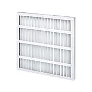 "Aerostar NOVA Pleat 24"" x 12"" x 2"" Pleated Air Filter, MERV 8, 12/Box (21131)"