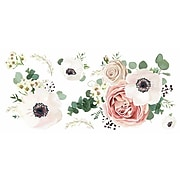 RoomMates Peel and Stick Giant Wall Contemporary Decals, Botanical, 7/Pack (RMK3866GM)