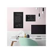 RoomMates Giant Wall Contemporary Decals, Chalkboard, 2/Pack (RMK3317GM)