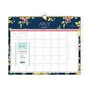"""2020-2021 Blue Sky 12"""" x 15"""" Wall Calendar, Peyton Navy, Multicolor (107934-A21)"""
