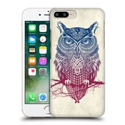 Official Rachel Caldwell Animals Warrior Blue Hard Back Case For Apple Iphone 7 Plus