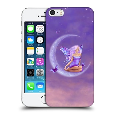 Official Rachel Anderson Pixies Lavender Moon Hard Back Case For Apple Iphone 5 / 5S / Se