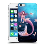 Official Rachel Anderson Mermaids Aurelia Hard Back Case For Apple Iphone 5 / 5S / Se