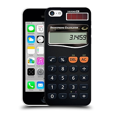 Official Nicklas Gustafsson Retro Vintage Smartphone Calculator Hard Back Case For Apple Iphone 5C