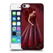Official Rachel Anderson Fairies Queen Of Hearts Hard Back Case For Apple Iphone 5 / 5S / Se