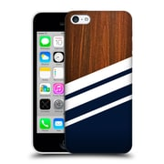 Official Nicklas Gustafsson Textures Wooden Navy Hard Back Case For Apple Iphone 5C