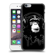 Official Nicklas Gustafsson Animals Black Monkey Business Hard Back Case For Apple Iphone 6 / 6S
