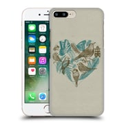 Official Rachel Caldwell Animals Wild Heart Hard Back Case For Apple Iphone 7 Plus