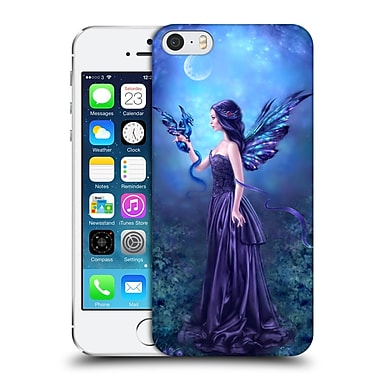 Official Rachel Anderson Fairies Iridescent Hard Back Case For Apple Iphone 5 / 5S / Se
